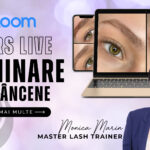 Curs ZOOM Live – Laminare & Botox Sprâncene