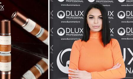 Alexandra Manta – Noul Brand Ambasador Dlux