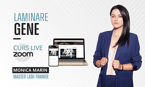 Curs ZOOM Live – Laminare Gene