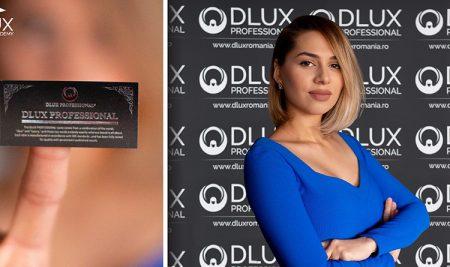 Bianca Frîncu – noul Brand Ambasador Dlux