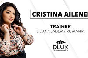 cristina ailenei – noul traier dlux academy romania