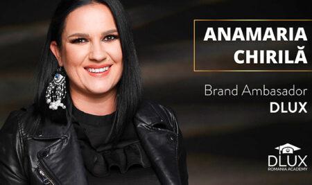 Anamaria Chirilă – Brand Ambasador